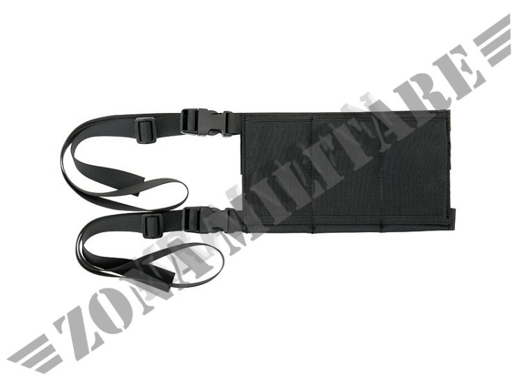 BANDOLIERA PORTA CARICATORI TACTICAL 6 MAGAZINE - BLACK