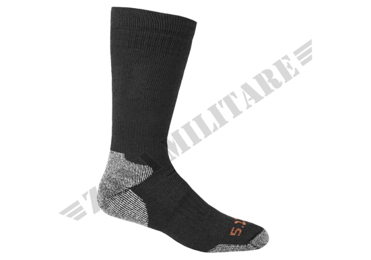 COLD WEATHER OTC SOCKS 5.11 TACTICAL BLACK
