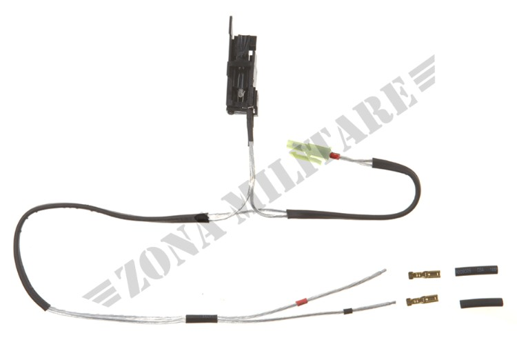 SILVER CORD & SWITCHES SET G36 FRONT WIRING