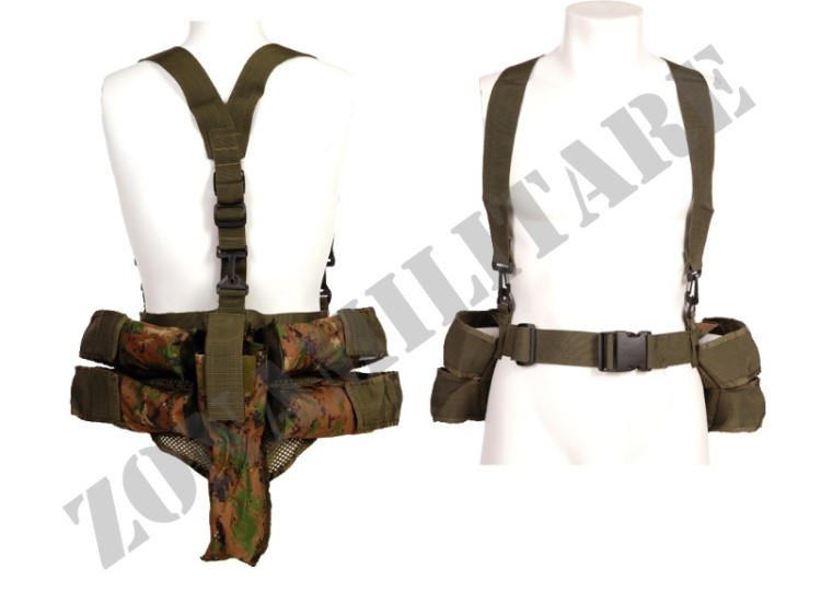 GILET TATTICO PAINTBALL 101 INC VARIE COLORAZIONI