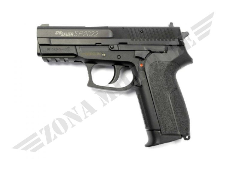 PISTOLA SWISS ARMS SP2022 CAL.4.5 POT.<7.5JOULE