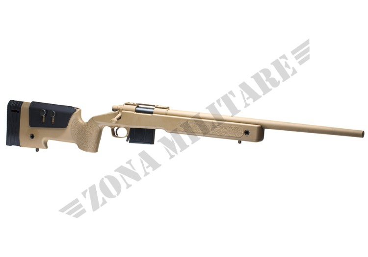 FUCILE MCM 700X BOLT ACTION SNIPER RIFLE TAN ARES