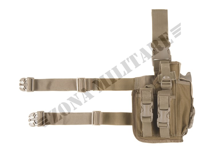 FONDINA COSCIALE SOF HOLSTER INVADER GEAR COYOTE BROWN