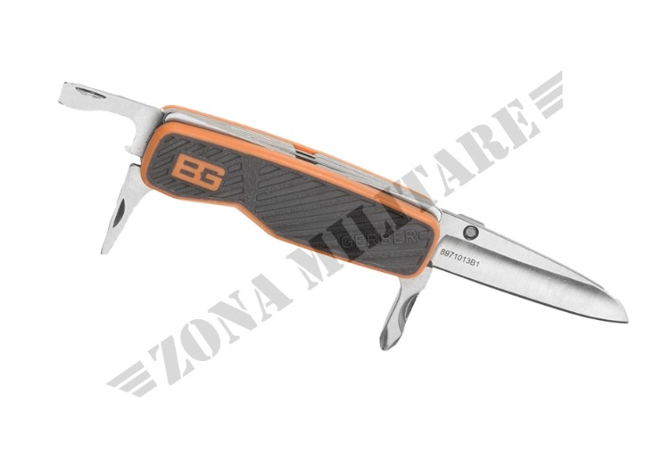 COLTELLO MULTIFUNZIONE BEAR GRYLLS POCKET TOOL