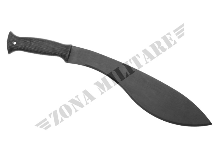 KUKRI MACHETE COLD STEEL FULL METAL CON FODERO BLACK