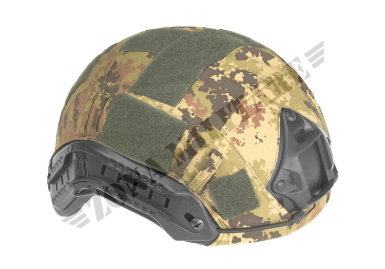 FAST HELMET COVER INVADER GEAR VEGETATO ITALIANO
