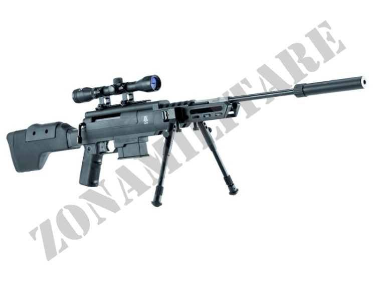 CARABINA BLACK OPS SNIPER VERSION CAL.4.5 POT.<7.5 JOULE