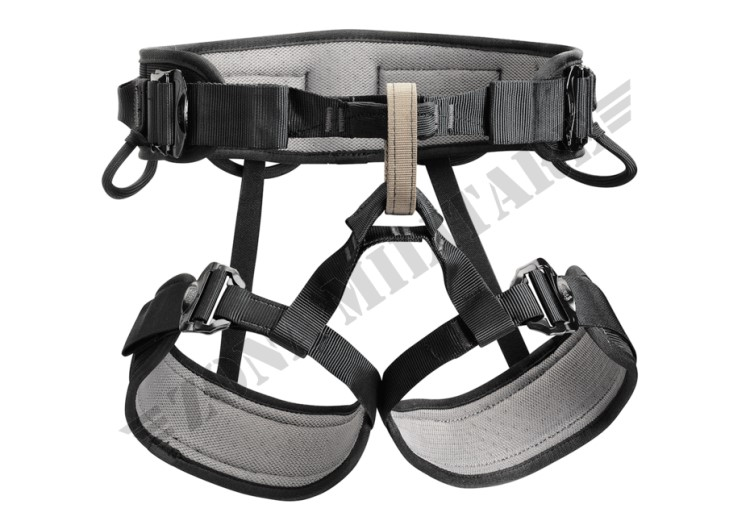 IMBRAGATURA FALCON MOUNTAIN HARNESS PETZL BLACK