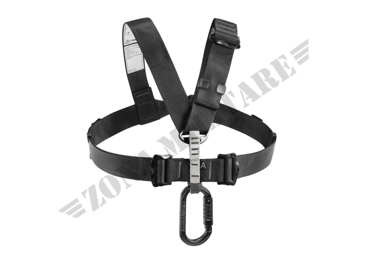 IMBRAGATURA CHEST'AIR CHEST HARNESS PETZL BLACK