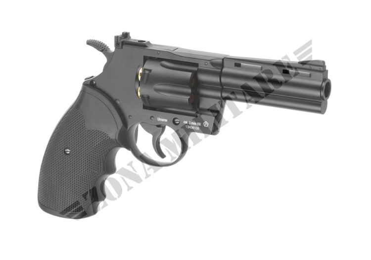 REVOLVER 357 MAGNUM CANNA 4'' A CO2 FULL METAL