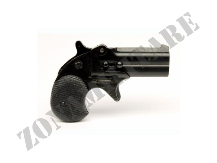 PISTOLA DERRINGER A SALVE CAL. 6MM
