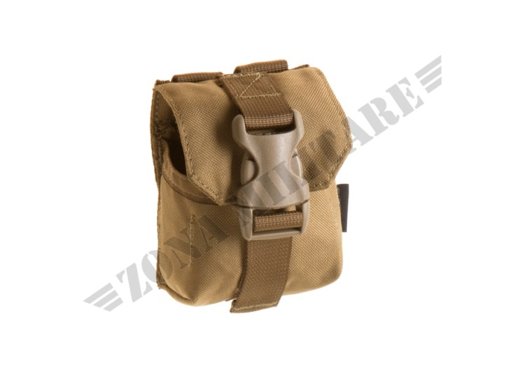 FRAG GRENADE POUCH INVADER GEAR COYOTE COLOR
