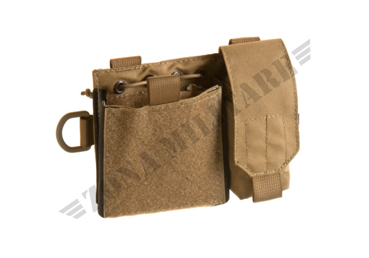 ADMIN POUCH COYOTE TAN INVADER GEAR