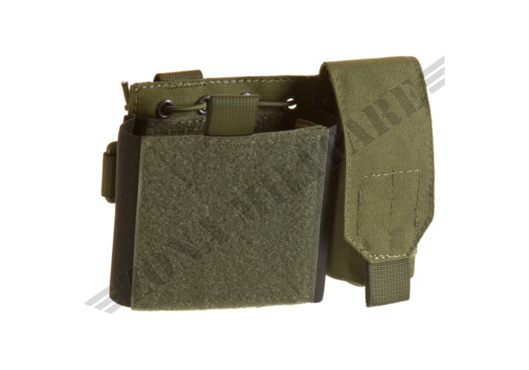 ADMIN POUCH OD GREEN INVADER GEAR