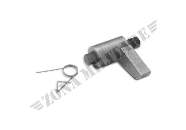 ANTI REVERSE LATCH ELEMENT FULL METAL CON MOLLETTA