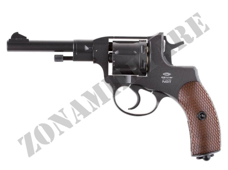 REVOLVER GLETCHER NGT CO2 CAL 4.5 POT.<7.5 JOULE