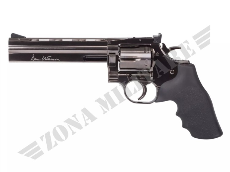 REVOLVER DAN WESSON 715 6'' STEEL GREY