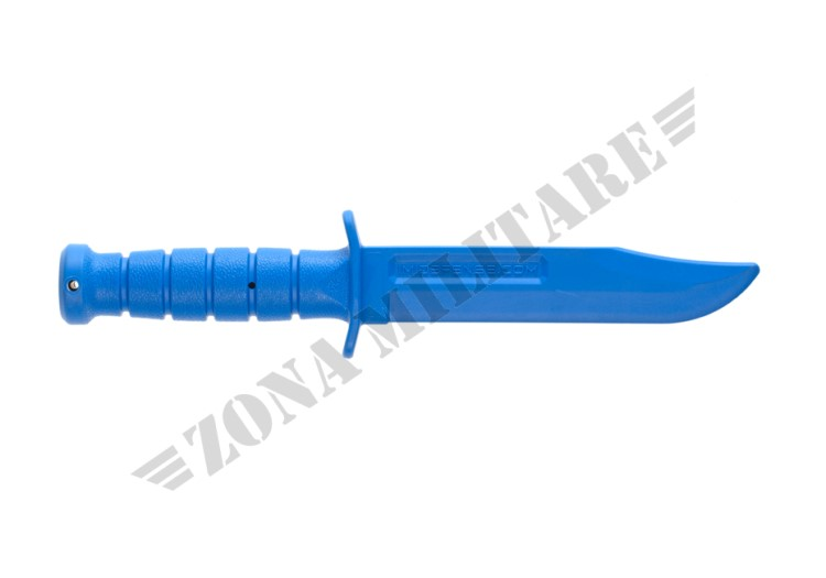RUBBERIZED TRAINING KNIFE IMI DEFENSE BLU