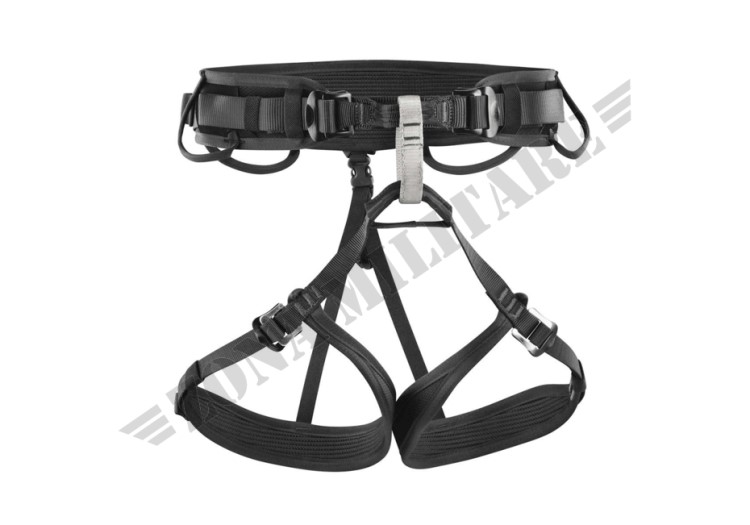 IMBRAGATURA ASPIC HARNESS PETZL BLACK VERSION