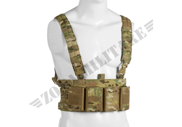 LOW PROFILE CHEST RIG MULTICAM