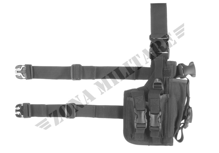 FONDINA COSCIALE SOF HOLSTER INVADER GEAR BLACK