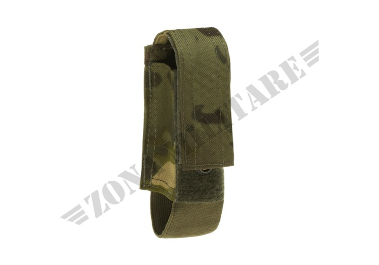 SINGLE 40MM GRENADE POUCH INVADER GEAR ATP TROPIC COLOR