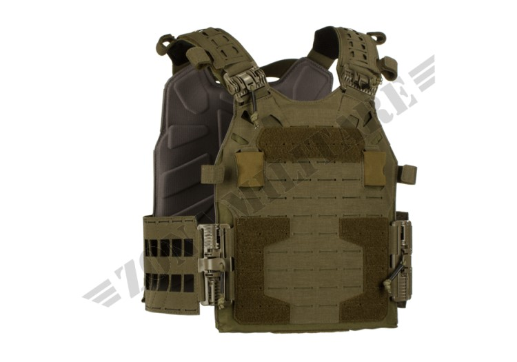 TATTICO CRUSADER PLATE CARRIER ROC VERSION CPC ROC RANGER GREEN