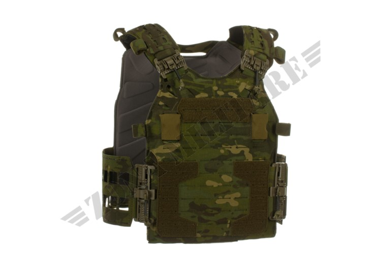TATTICO CRUSADER PLATE CARRIER ROC VERSION CPC ROC MULTICAM TROPIC