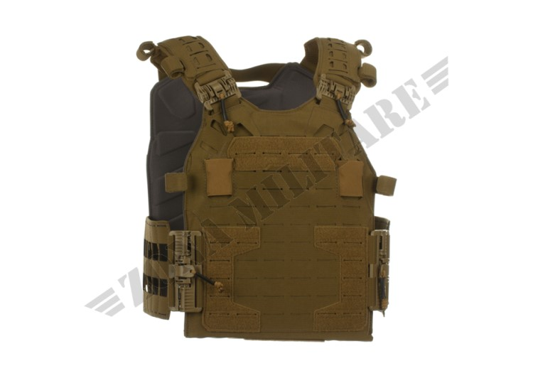 TATTICO CRUSADER PLATE CARRIER ROC VERSION CPC ROC COYOTE BROWN