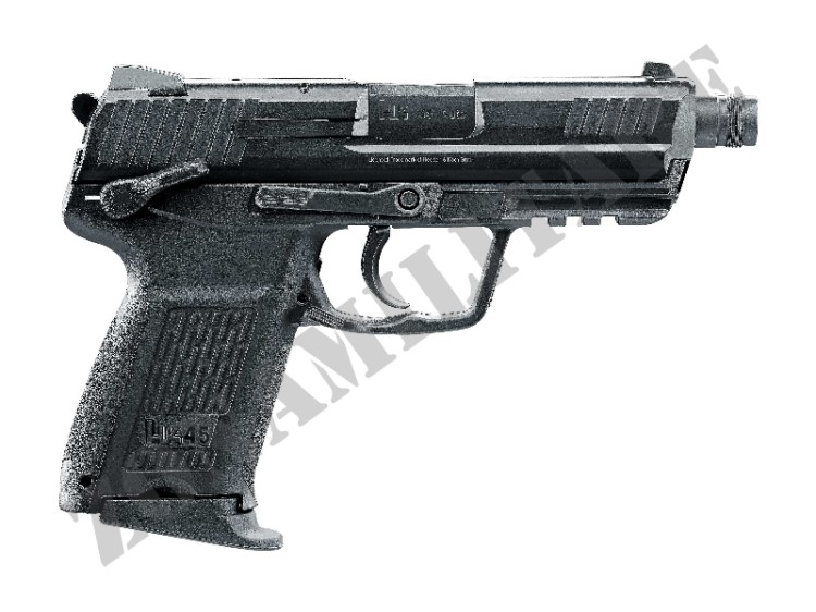 PISTOLA HECKLER & KOCH CT45 BLACK VERSION BLOWBACK UMAREX
