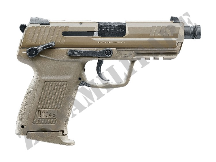 PISTOLA HECKLER & KOCH CT45 FDE VERSION BLOWBACK UMAREX