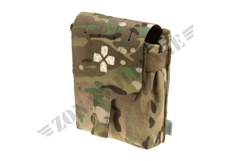 MEDIUM TRAUMA KIT NOW! BLUE FORCE GEAR MULTICAM