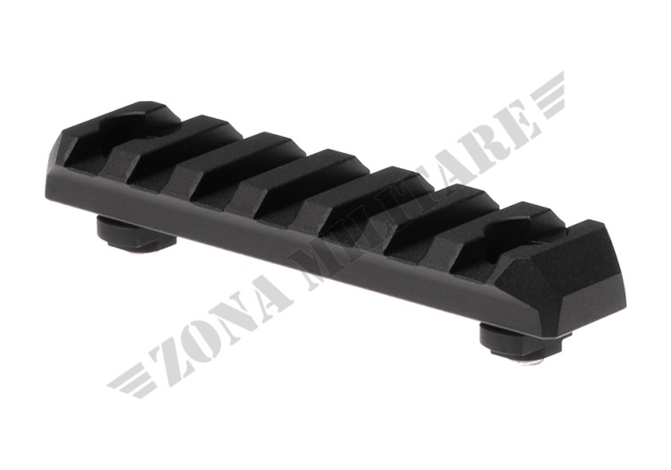 M-LOK SIDE RAIL LONG KRYTAC BLACK