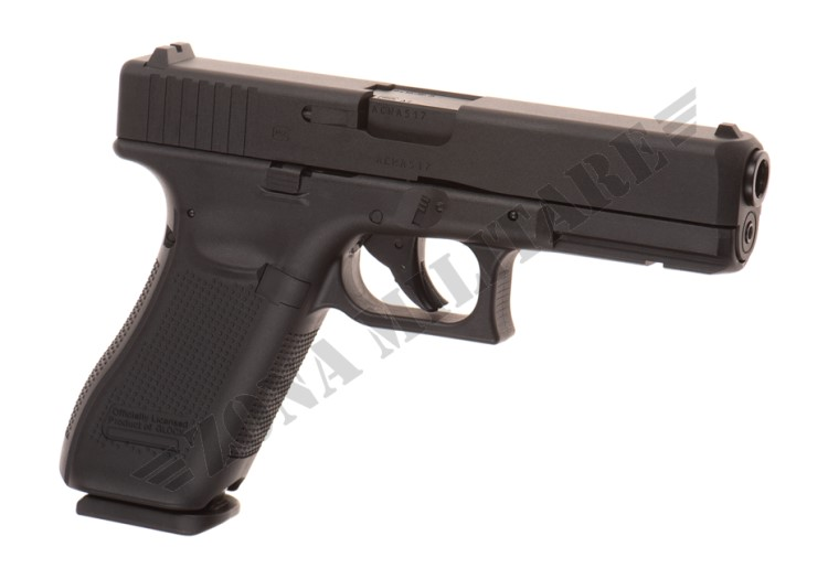 PISTOLA GLOCK 17 GEN 5 METAL VERSION CO2 GLOCK BLACK