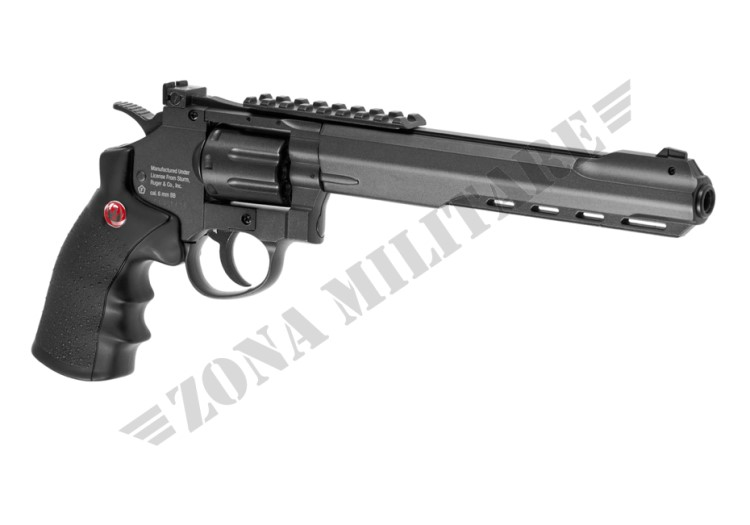 REVOLVER RUGER SUPER HAWK 8 INCH FULL METAL