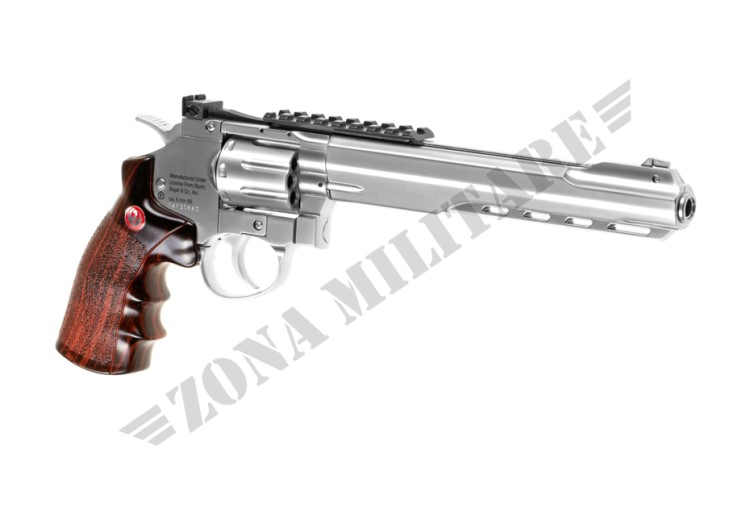 REVOLVER RUGER SUPER HAWK 8 INCH METAL CHROME