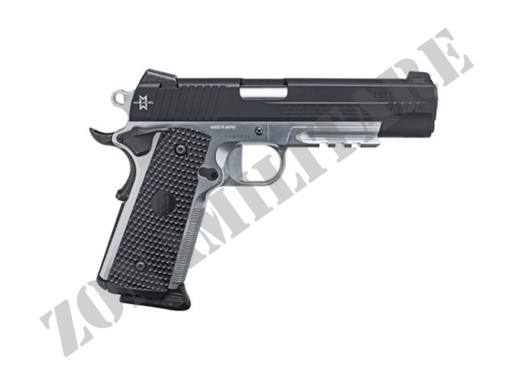 PISTOLA SIG SAUER AIR 1911 MAX CO2 CAL4.5 POT.<7.5 JOULE