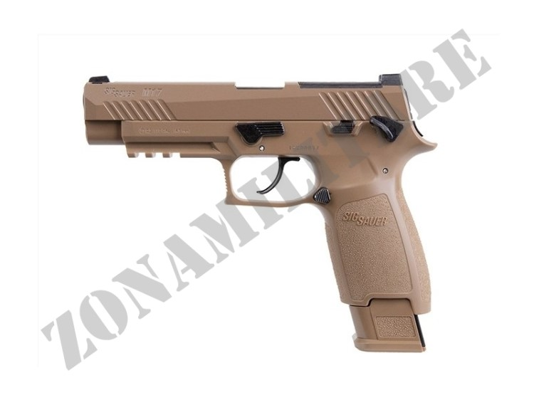 PISTOLA SIG SAUER M17 CO2 COYOTE CAL.4.5 POT.<7.5 JOULE