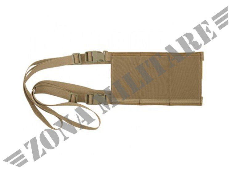 BANDOLIERA PORTA CARICATORI TACTICAL 6 MAGAZINE - COYOTE