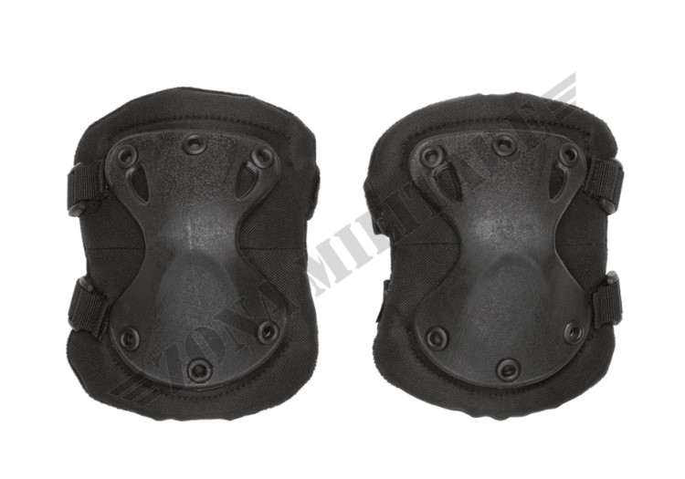 XPD ELBOW PADS INVADER GEAR BLACK COLOR