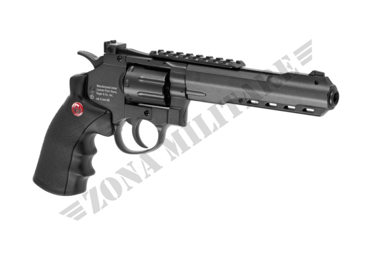 REVOLVER RUGER SUPER HAWK 6 INCH METAL BLACK