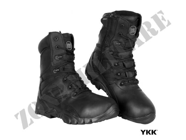 ANFIBI TATTICI RECON BLACK VERSION 101 INC