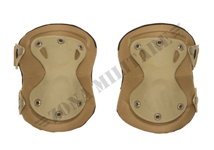 GINOCCHIERE XPD KNEE PADS INVADER GEAR COYOTE