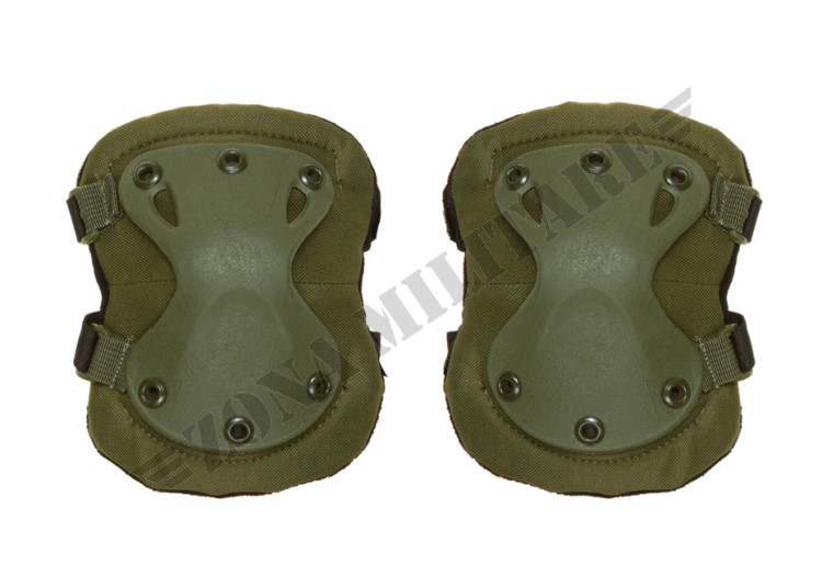 XPD ELBOW PADS INVADER GEAR OD GREEN COLOR