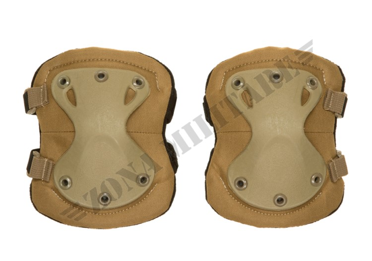 XPD ELBOW PADS INVADER GEAR COYOTE BROWN