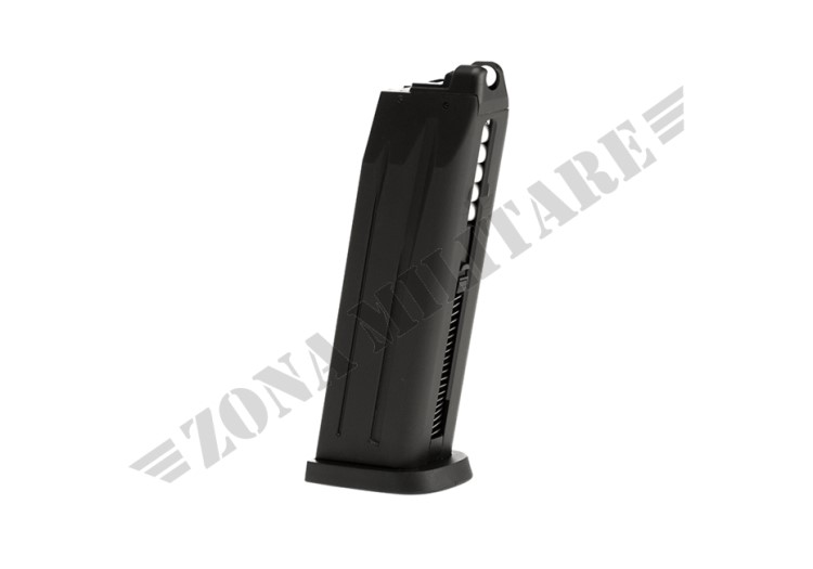 MAGAZINE H&K USP .45 METAL VERSION GBB 25RDS KWA