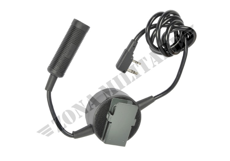 TACTICAL PTT KENWOOD CONNECTOR Z-TACTICAL