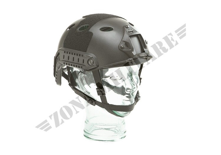ELMETTO EMERSON FAST HELMET PJ BLACK VERSION