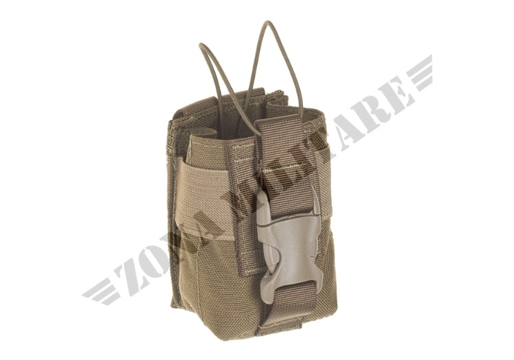 RADIO POUCH COYOTE BROWN INVADER GEAR