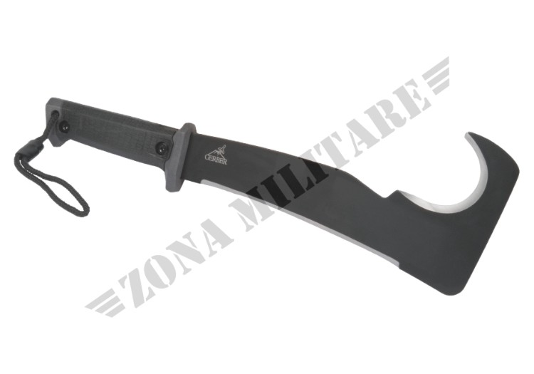 MACHETE GERBER GATOR PRO BLACK VERSION